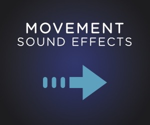 Movement SFX